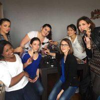 Un atelier maquillage pour vos EVJF, l'activité qui fera l'unanimité!