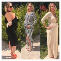 Ma routine grossesse : être belle et féminine enceinte